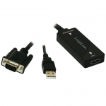 VGA w. USB Audio to HDMI Converter LogiLink CV0060