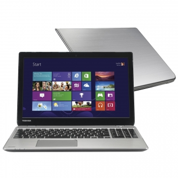 """Laptop Toshiba Satellite M50D-A-101 AMD A6-5200 2.0GHz 4GB DDR3 HDD 500GB AMD Radeon HD 8400 15.6"""" HD Windows 8 PSKPSE-005005G6"""
