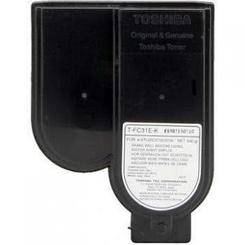 Cartus Toner Toshiba T-FC31EK Black 20600 pagini for Toshiba E-Studio 210C, E-Studio 310C