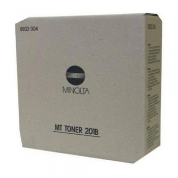 Cartus Toner Konica Minolta MT201B Black 33000 Pagini for Minolta EP 2050 8932304