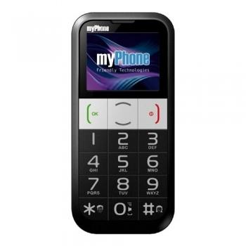 Telefon Mobil myPhone 1082 Black MYPHONE1082BLK