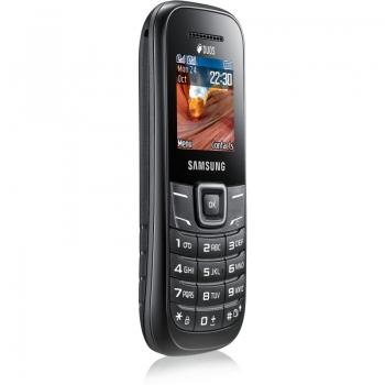 Samsung E1202 Dual Sim Dark Gray SAME1202DG