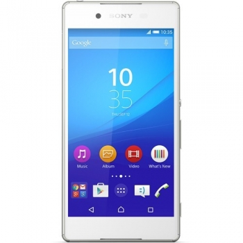 Sony Xperia z3 plus 32gb lte 4g alb E6553