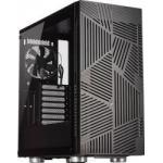 Carcasa Corsair Carbide Series™ 275R Airflow Tempered Glass, Mid-Tower, fara sursa, ATX, Black