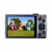 Camera Foto Digitala Canon PowerShot A3500 IS 16MP Zoom Optic 5x OIS WiFi GPS Silver AJ8162B002AA