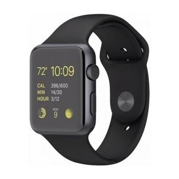 Ceas SmartWatch Apple Watch Sport 42mm Aluminiu Black MJ3T2