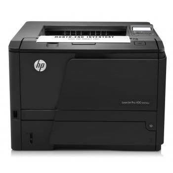Imprimanta Laser Alb Negru HP LaserJet Pro 400 M401dne A4 33ppm Duplex Retea USB 2.0 CF399A