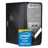 Sistem PC Bocris Intel Pentium Dual Core G5400 3.7GHz RAM 4GB DDR4 HDD 1TB Intel UHD Graphics 610