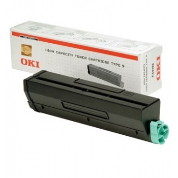 Cartus Toner Oki 1101202 Black 6000 Pagini for B4300, B4350