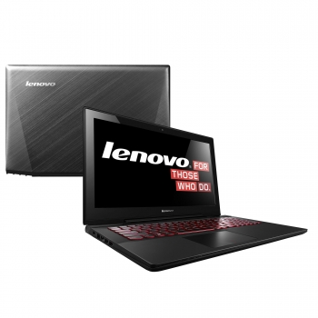 "Laptop Lenovo IdeaPad Y50-70 Gaming Intel Core i5 Haswell 4210H up to 3.5GHz 8GB DDR3L HDD 1TB SSH 8GB nVidia GeForce GTX 860M 4GB GDDR5 15.6"" Full HD Black 59-442623"