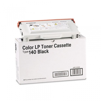 Cartus Toner Ricoh Type 140 Black 9800 pagini for Ricoh CL 1000, CL 800, SP C210SF, SPC 210SF 402097