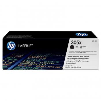 Cartus Toner HP Nr. 305X Black 4000 Pagini for LaserJet Pro 300 M375NW, 400 M475DN, 300 M351A, 400 M451DN CE410X