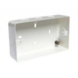 Doza aparenta Protec BACKBOX pentru montaj module izolatoare si interfete