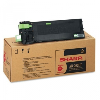 Cartus Toner Sharp AR202LT Black 16000 Pagini for AR 162/163/164/201/206/207, AR-M150/155/160/165/205/207,AR-C163/201/206