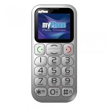 Telefon Mobil myPhone 1045 Simply+ White MYPHONE1045WHT