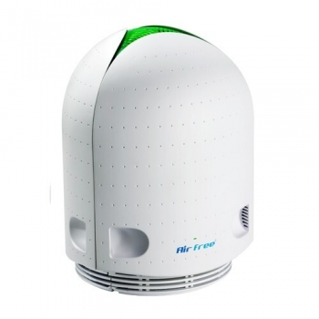 Purificator aer Airfree P40 16 m2, lumina anti-stress, alb