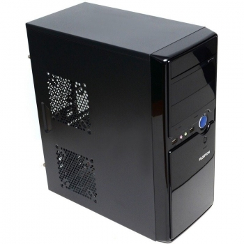 Carcasa Middle Tower Floston UNIT 450W 2xUSB 2.0 black
