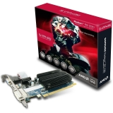 Placa Video Sapphire AMD Radeon R5 230 1GB GDDR3 64 bit PCI-Ex16 2.1 VGA DVI HDMI 11233-01-20G