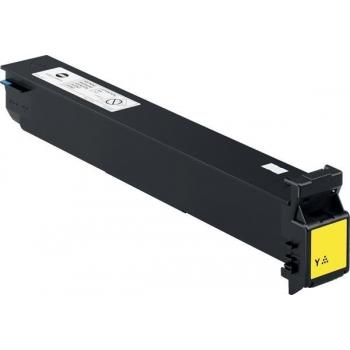 Developer Konica Minolta DV-311Y Yellow 120000 pagini for Minolta Bizhub C220, C220+DF-617, C280, C280+DF-617, C360, C360+DF-617 A0XV08D