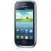 Telefon Mobil Samsung Galaxy Young S6312 Duos blue-grey Dual SIM Cortex A5 1 GHz memorie interna 4GB Camera Foto 3MPx Android v4.1 SAMS6312DB