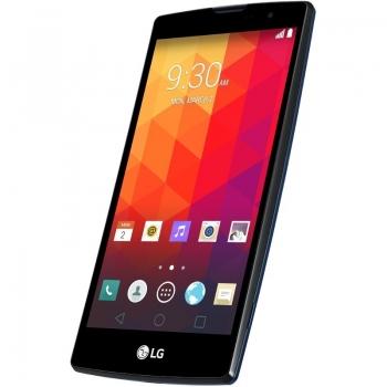 "Telefon Mobil LG Magna H500 4G Black Titan 5"" 720 x 1280 Cortex A7 Quad Core 1.2GHz memorie interna 8GB Camera Foto 5MPx Android v5.0"