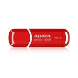 Memorie USB ADATA DashDrive Value UV150 32GB USB 3.0 Red AUV150-32G-RRD