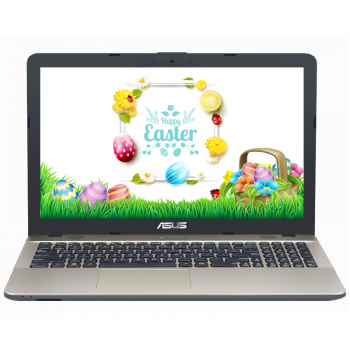 "Laptop Asus X541UV-DM1207 Intel Core i3-7100U Kaby Lake Dual Core 2.4GHz 4GB DDR4 SSD 256GB nVidia GeForce 920MX 2GB 15.6"" Full HD"