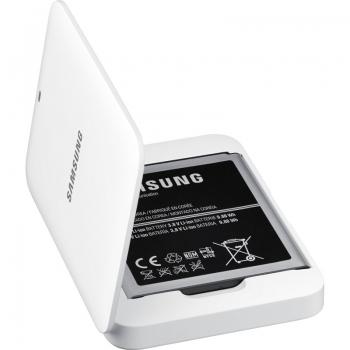 Incarcator baterie Samsung EB-K600BEWEGWW White pentru i9505 Galaxy S IV