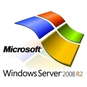 Microsoft Windows Server 2008 R2 Standard 1-4CPU 5 CAL ROK