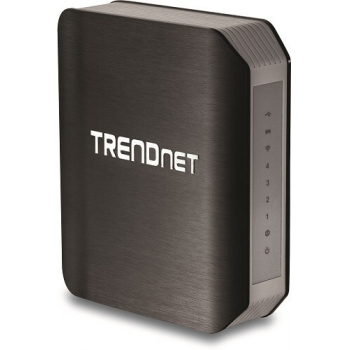 Router Wireless AC1750 TRENDnet 1.3Gbps 4xLAN+1xWAN+1xUSB TEW-812DRU