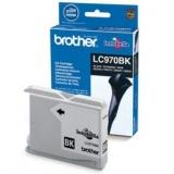 Cartus Cerneala Brother LC970BK Black capacitate 350 pagini for Brother DCP-135C, DCP-150C, DCP-153C, DCP-157C, DCP-235C, DCP-260C, MFC 260C