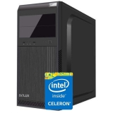 Sistem PC Bocris Intel Celeron Dual Core G3900 2.8GHz RAM 4GB DDR4 HDD 1TB Intel HD Graphic