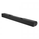 Soundbar AC511, 2.5W, slimUSB compatibil cu monitorarele Dell ce au port USB 520-11497