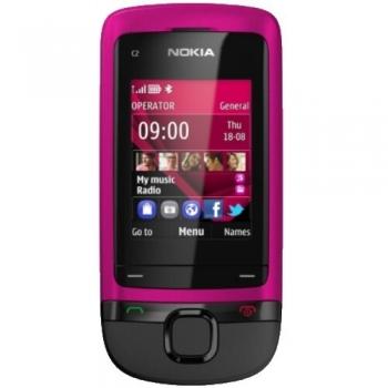 Telefon Mobil Nokia C2-05 Pink NOKC2-05P