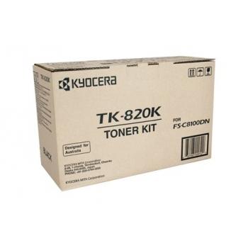 Cartus Toner Kyocera TK-820M Magenta 7000 Pagini for Kyocera Mita FS-C8100DN