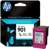 Cartus Cerneala HP Nr. 901 Color 360 Pagini for OfficeJet 4500 ALL-IN-ONE, 4500 DESKTOP ALL-IN-ONE, 4500 WIRELESS ALL-IN-ONE, J4580, J4660 CC656AE
