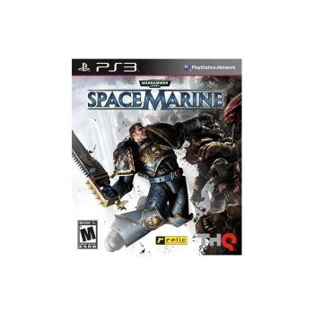 Warhammer 40.000 Space Marine PS3