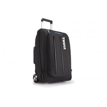 Geanta Troller & rucsac Thule cu compartiment laptop , Safe-Zone, bretele rucsac, negru TCRU115