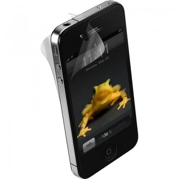 Folie protectie Magic Guard fata&spate pentru iPhone 4 FOLIP4FB