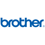 BROTHER TZEN201 TAPE 3.5MM BLK/WHITE