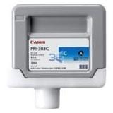 Pigment Ink Tank Canon PFI-303C Cyan 330 ml for iPF810 iPF820 CF2959B001AA