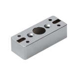 Carcasa metalica pentru montarea aplicata a butoanelor Compatibilitate: PBK-814A, PBS-820A, PBS-820A(LED), PBK-810A