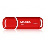 Memorie USB ADATA DashDrive Value UV150 16GB USB 3.0 Red AUV150-16G-RRD