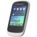 Telefon Mobil Alcatel One Touch 720D White Dual SIM Wi-Fi Camera Foto 2MPx ALC720DWHITE