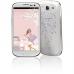 """Telefon Mobil Samsung Galaxy S3 i9300 White La Fleur 4.8"""" 720 x 1280 Cortex A9 Quad Core 1.4GHz memorie interna 16GB Camera Foto 8MPx Android v4.0 SAMI9300WHTF"""