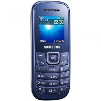 Telefon Mobil Samsung E1200 Pusha Indigo Blue SAME1200IB