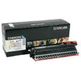 Developer Unit Lexmark C540X32G Cyan 30000 pagini for C540N, C543DN, X543DN, C544DN, C544DTN, C544DW, C544N, X544DN, X544DTN, X544DW, X544N