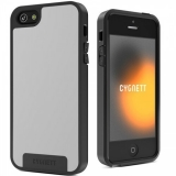 Husa Cygnett Apollo Case pentru iPhone 5 White/Grey CY0865CPAPO