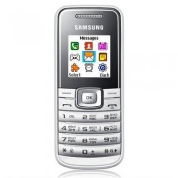 Samsung E1050 White SAM1050WH