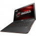"Laptop Asus ROG G771JW-T7092D Gaming Intel Core i7 Haswell 4720HQ up to 3.6Ghz 16GB DDR3L HDD 2TB SSD 256GB nVidia GeForce GTX 960M 4GB GDDR5 17.3"" Full HD IPS"